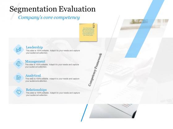 Evaluating Target Market Segments Segmentation Evaluation Analytical Ppt Show Guide PDF