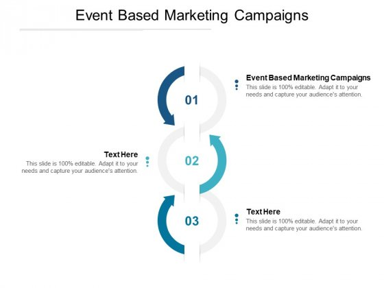 Event Based Marketing Campaigns Ppt PowerPoint Presentation Outline Introduction Cpb Pdf