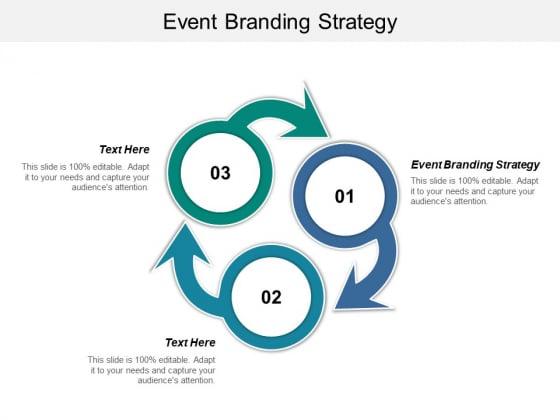 Event Branding Strategy Ppt PowerPoint Presentation Professional Deck