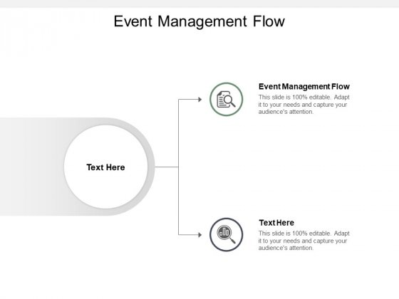 Event Management Flow Ppt PowerPoint Presentation Outline Rules Cpb