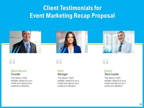 Event_Marketing_Recap_Proposal_Ppt_PowerPoint_Presentation_Complete_Deck_With_Slides_Slide_20