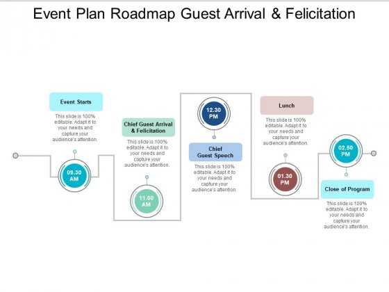 Event_Plan_Roadmap_Guest_Arrival_And_Felicitation_Ppt_PowerPoint_Presentation_Styles_Slides_Slide_1
