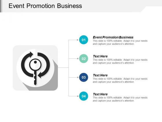 Event Promotion Business Ppt Powerpoint Presentation Infographics Portrait Cpb