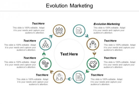Evolution Marketing Ppt PowerPoint Presentation Styles File Formats