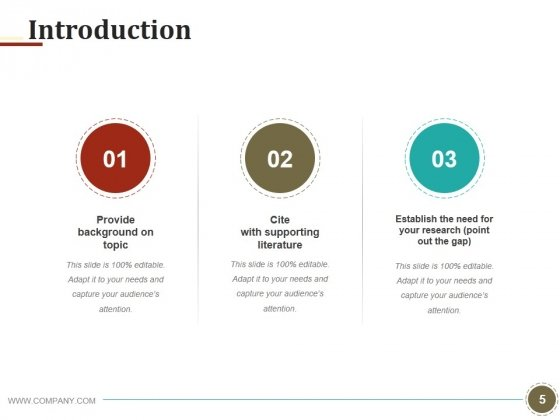 Article project design services template
