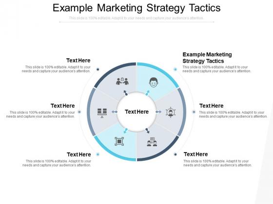 Example Marketing Strategy Tactics Ppt PowerPoint Presentation Styles Slides Cpb Pdf