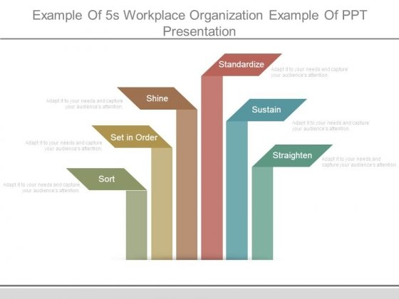 Example Of 5s Workplace Organization Example Of Ppt Presentation