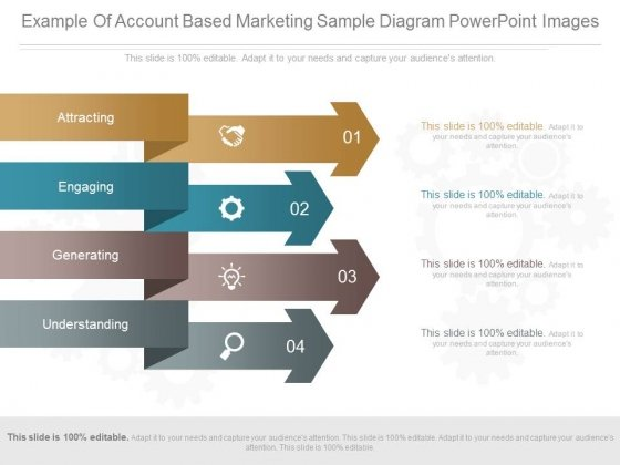 Example Of Account Based Marketing Sample Diagram Powerpoint Images