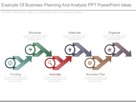 Example Of Business Planning And Analysis Ppt Powerpoint Ideas