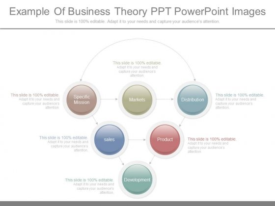 Example Of Business Theory Ppt Powerpoint Images