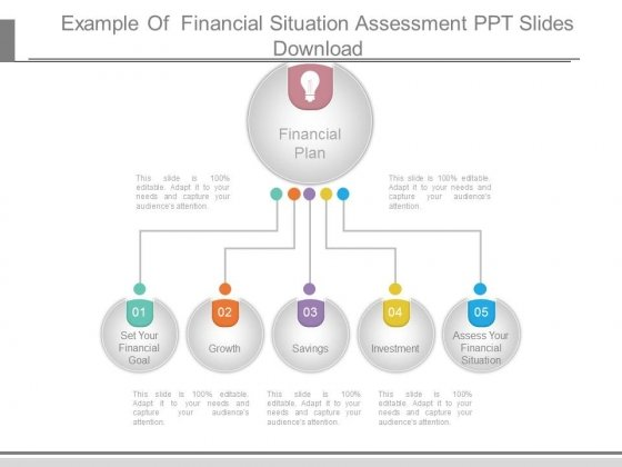 Example Of Financial Situation Assessment Ppt Slides Download