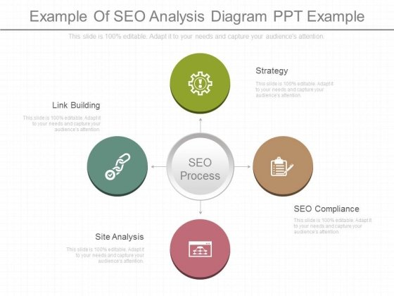 Example of seo analysis diagram ppt example powerpoint templates ccuart Gallery