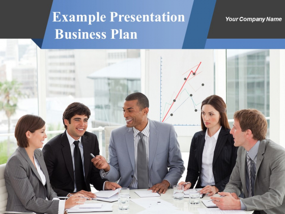 Example Presentation Business Plan Ppt PowerPoint Presentation Complete Deck With Slides