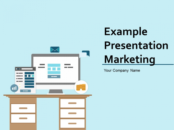 Example Presentation Marketing Ppt PowerPoint Presentation Complete Deck With Slides