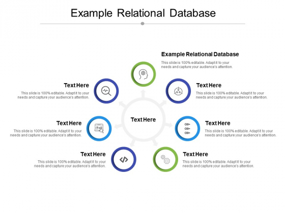 Example Relational Database Ppt PowerPoint Presentation Styles Layout Cpb Pdf