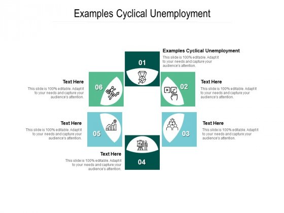 Examples Cyclical Unemployment Ppt PowerPoint Presentation Slides Background Cpb Pdf