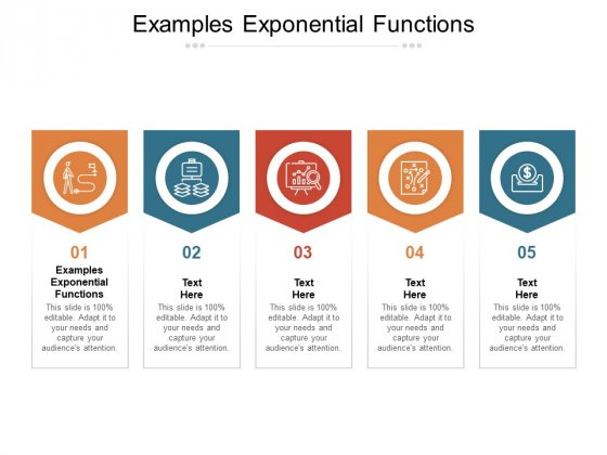 Examples Exponential Functions Ppt PowerPoint Presentation Ideas Outfit Cpb Pdf