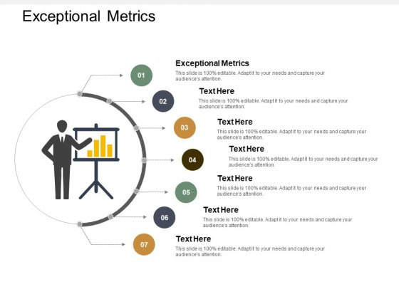 Exceptional Metrics Ppt PowerPoint Presentation Good Cpb