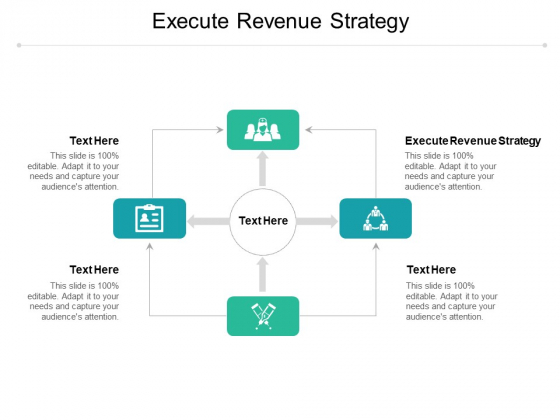 Execute Revenue Strategy Ppt PowerPoint Presentation Summary Clipart Images Cpb Pdf