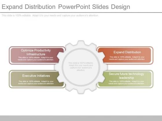 Expand Distribution Powerpoint Slides Design