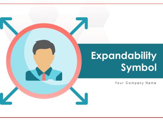 Expandability Symbol Load Balancer Business Idea Scalability Ppt PowerPoint Presentation Complete Deck
