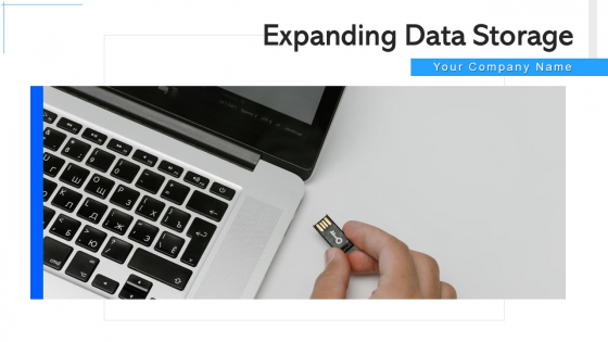 Expanding Data Storage Initiation Planning Ppt PowerPoint Presentation Complete Deck With Slides