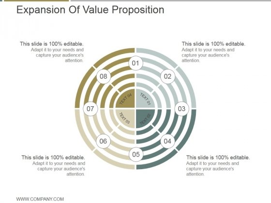 Expansion Of Value Proposition Ppt PowerPoint Presentation Inspiration