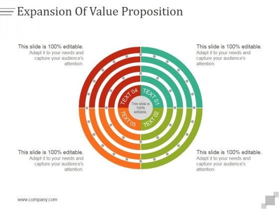 Expansion Of Value Proposition Ppt PowerPoint Presentation Summary