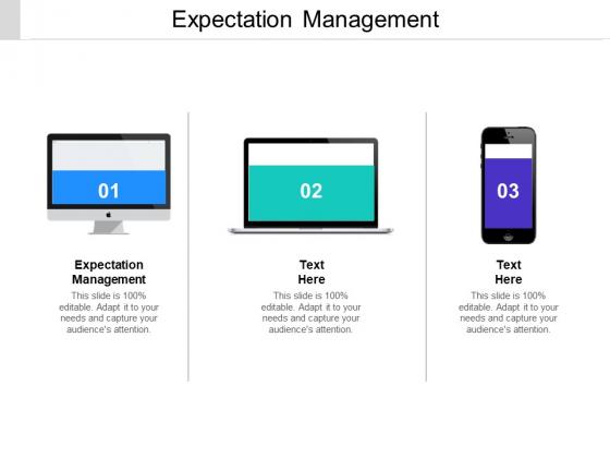 Expectation Management Ppt PowerPoint Presentation Ideas Graphics Design Cpb Pdf