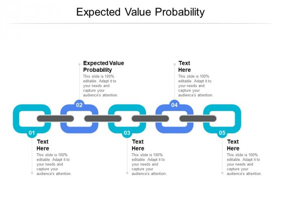 Expected Value Probability Ppt PowerPoint Presentation Layouts Example Topics Cpb