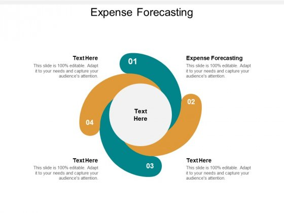 Expense Forecasting Ppt PowerPoint Presentation Inspiration Demonstration Cpb