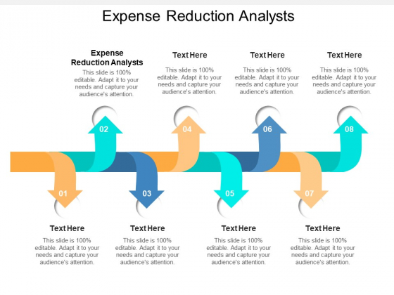 Expense Reduction Analysts Ppt PowerPoint Presentation Infographic Template Styles Cpb