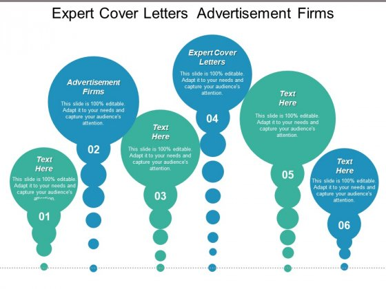 Expert Cover Letters Advertisement Firms Ppt PowerPoint Presentation Infographic Template Topics