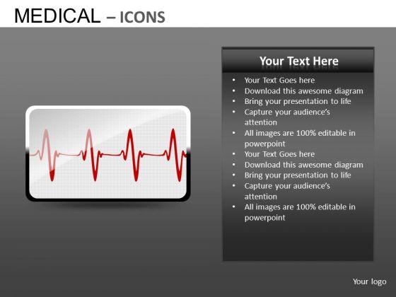 Ecg Ekg Cadriogram PowerPoint Images Clipart Graphics Slides