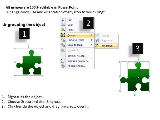 editable_4_pieces_puzzle_chart_for_powerpoint_slides_and_diagrams_2
