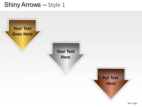 Editable Arrows PowerPoint Slides And Ppt Images