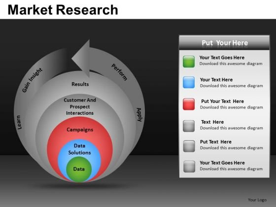 Editable Circular Chart PowerPoint Slides Ppt Diagrams