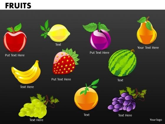 Editable Fruits PowerPoint Templates Fruits Ppt Slides Download