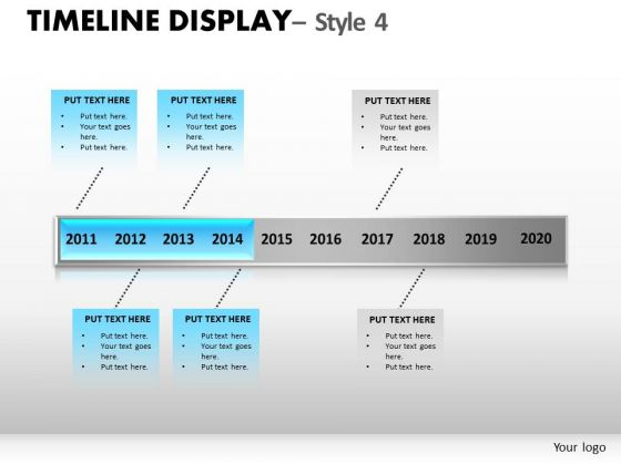 Editable Project Timeline Chart PowerPoint Slides Ppt Templates - Project timeline powerpoint template