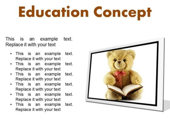 Education Concept Future PowerPoint Presentation Slides F