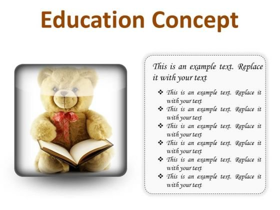 Education Concept Future PowerPoint Presentation Slides S