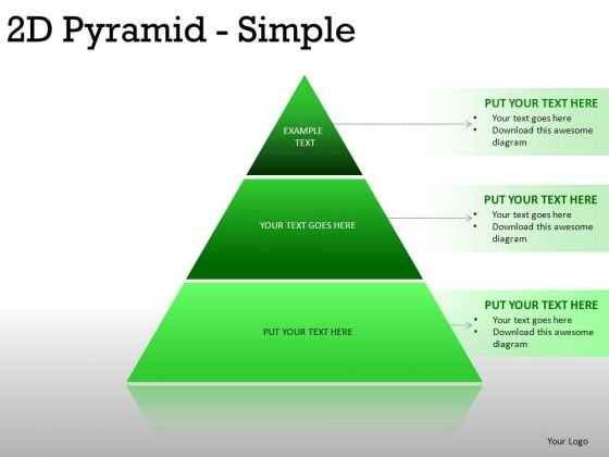 Egypt 2d Pyramid Simple PowerPoint Slides And Ppt Diagram Templates
