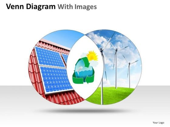 Environment Venn Diagram PowerPoint Slides And Ppt Diagram Templates