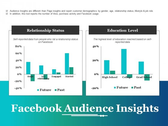 Facebook Audience Insights Ppt PowerPoint Presentation Outline Infographic Template