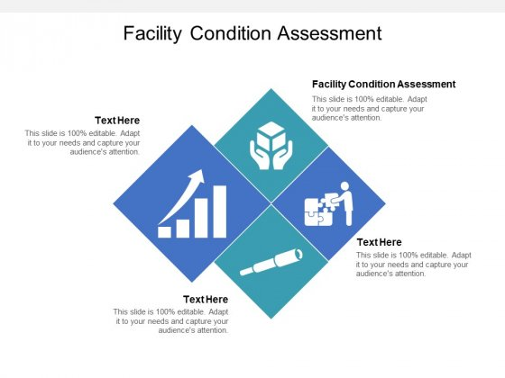 Facility Condition Assessment Ppt PowerPoint Presentation Styles Design Inspiration Cpb Pdf