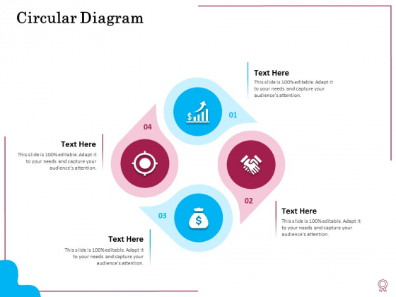 Factors Feasible Competitive Advancement Circular Diagram Ppt File Inspiration PDF