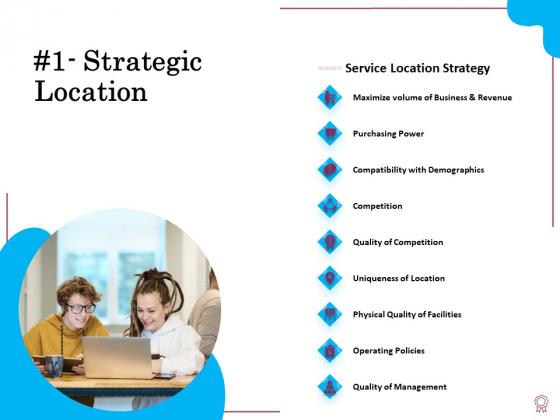 Factors Feasible Competitive Advancement Strategic Location Ppt Layouts Picture PDF