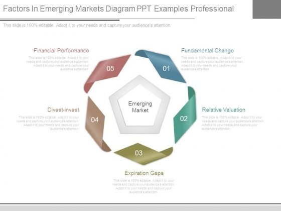 Factors In Emerging Markets Diagram Ppt Examples Professional