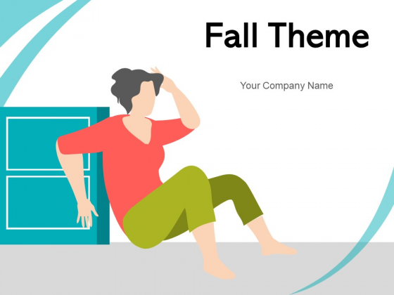 Fall Theme Individual Slip Sunlight Ppt PowerPoint Presentation Complete Deck