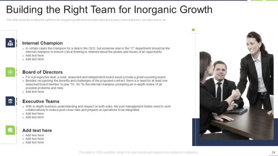 Fastest_External_Growth_With_Strategic_Partnerships_Ppt_PowerPoint_Presentation_Complete_Deck_With_Slides_Slide_24